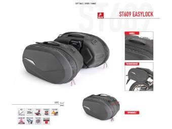 Seitentaschen Easylock thermogeformt
