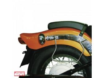 Satteltaschen Abstandshalter für Yamaha XVS 650 Drag Star B