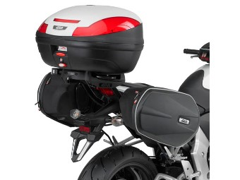 Satteltaschen Abstandshalter Honda CB 1000 R `08-14