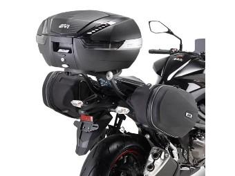 Satteltaschen Abstandshalter Kawasaki Z 800 `13-