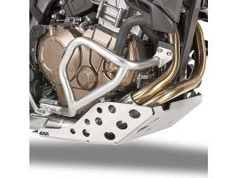 Sturzbügel Edelstahl für Honda CRF1 000L Africa Twin DC