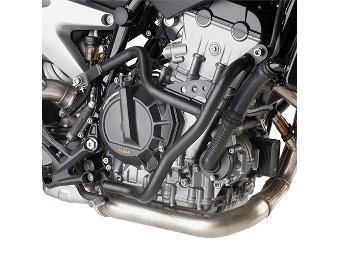 Sturzbügel schwarz für KTM Duke 790 (18)