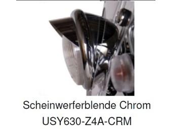 Scheinwerferblende Sym Allo 50 /125