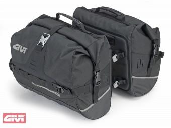 Ultima T - Waterproof Satteltaschen (Paar) je 25 Liter