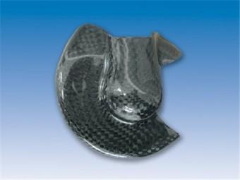 Wasserpumpendeckel Carbon GSX-R 600/750 `2011>~