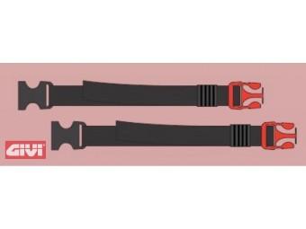 Gurt mit Clips (2 Stück) für Tasche GRT702
