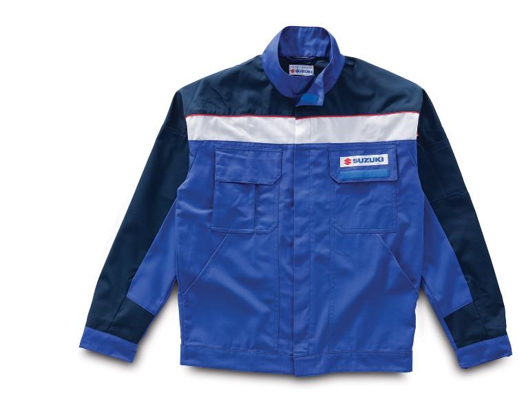 990F0-05401-00L, Suzuki Arbeitsjacke