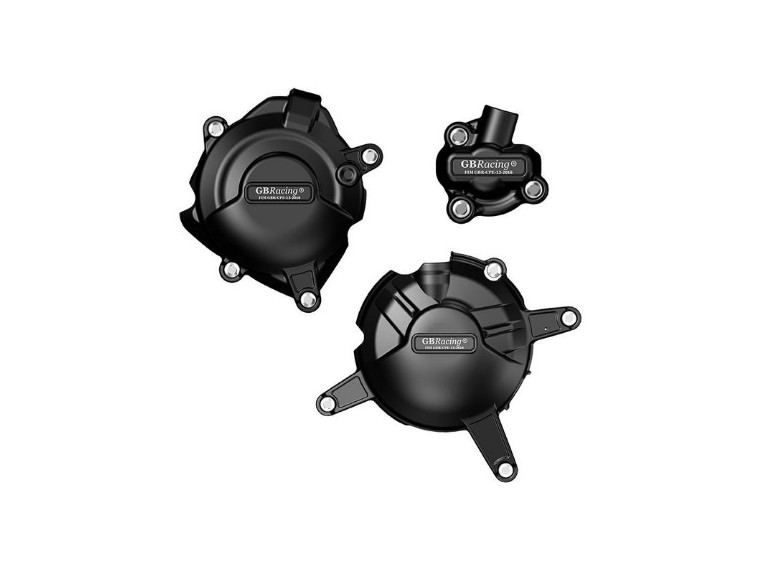 AD2ECR32015SET, GB-Racing Motordeckel Set