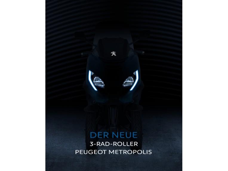 Peugeot Metropolis 400 i