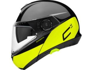 Klapphelm Schuberth C4 Pro Swipe Yellow