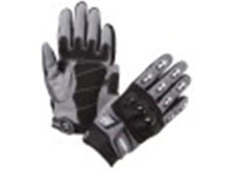 Sommerhandschuh Modeka MX Top schwarz-grau