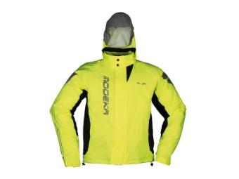 Regenjacke Modeka AX Dry 2 gelb-schwarz