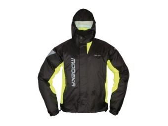 Regenjacke Modeka AX Dry 2 schwarz-gelb
