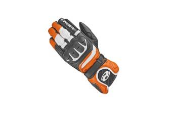 Sporthandschuh HELD Revel II schwarz-orange