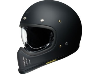 Full Face Helm Shoei EX-ZERO black matt