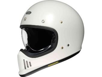 Full Face Helm SHOEI EX-ZERO off white