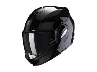 Klapphelm Scorpion EXO-TECH Solid schwarz