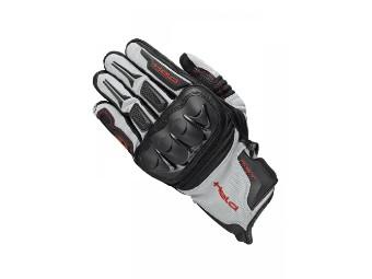 Enduro Handschuh Held Sambia schwarz-grau-rot