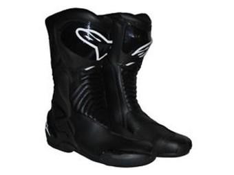 Racing Stiefel Alpinstars SMX 6 schwarz