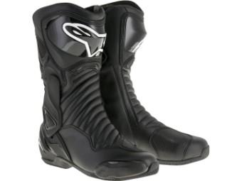 Racing Stiefel Alpinstars S-MX 6 V2 schwarz