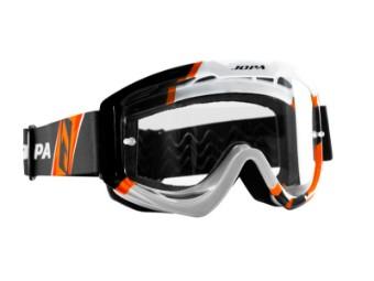 Crossbrille VENOM II Black-White-Orange