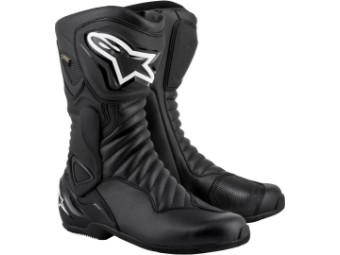 Gore Tex Racingstiefel SMX 6 V2 schwarz
