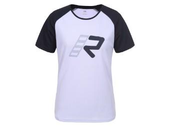 Damenfunktionsshirt Rukka Svega  black-white