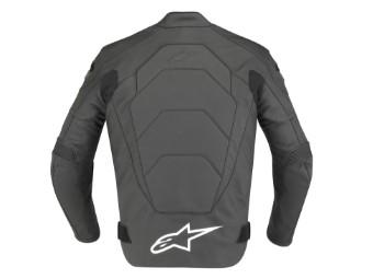 Lederjacke GP Plus R black