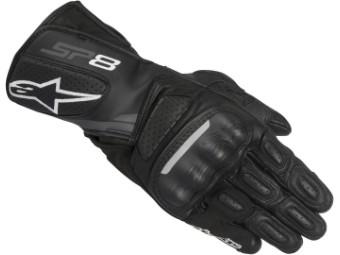Sport Handschuh SP8 V2 schwarz-grau