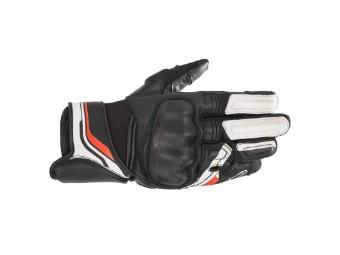 Racing Handschuh Booster V2 schwarz-weiss