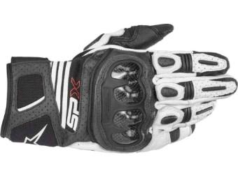 Sport Handschuh SPX Air Carbon V2 schwarz-weiss