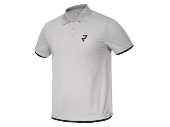 Poloshirt Rukka POL a.w.s. DRY hellgrau