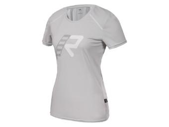 DamenT-Shirt Rukka ALEXA a.w.s. DRY hellgrau