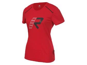 DamenT-Shirt Rukka ALEXA a.w.s. DRY rot