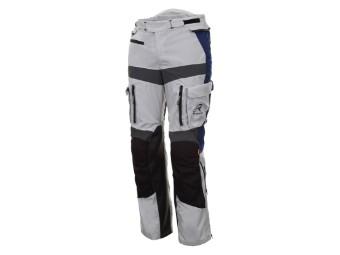 GoreTex Herrenhose Rukka Offlane schwarz-grau-blau Standardlänge