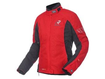 Gore Tex Damenjacke RUKKA Start-R Lady classic red