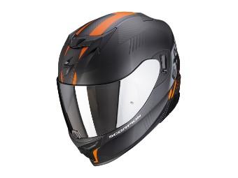 Integralhelm Scorpion EXO 520 Air Laten matt-schwarz-orange
