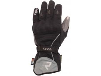 GoreTex Handschuh Rukka Virium schwarz-silber