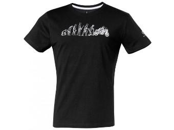 Herren T-Shirt Held Evolutius schwarz
