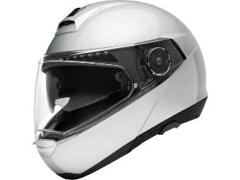 Klapphelm Schuberth C4 Pro Glossy Silver