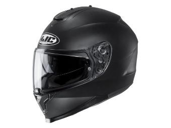 Integralhelm HJC C70 schwarz-matt