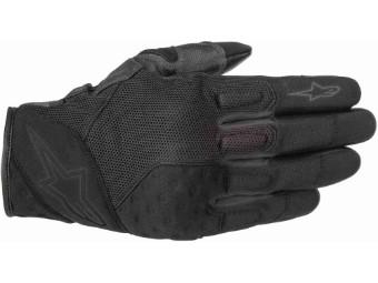 Handschuh Crossland black- black