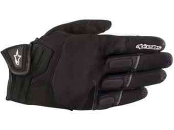 Handschuh Atom schwarz