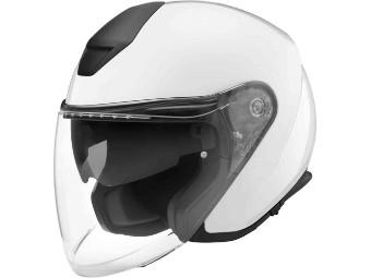 Jethelm Schuberth M1 Pro Glossy White