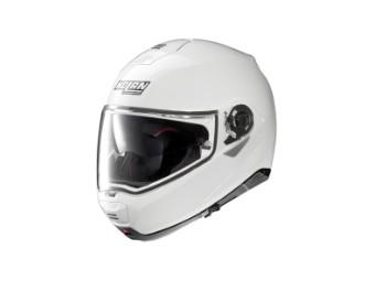 Klapphelm Nolan N100-5 Classic N-COM  Metal White