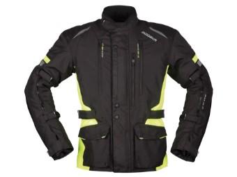 TEX Jacke Modeka Striker 2 schwarz-gelb
