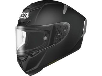 Integral Sporthelm Shoei X-Spirit 3 schwarz-matt