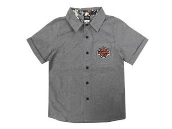 """Kinder Hemd """"Chambray Shirt"""" Teenager"""