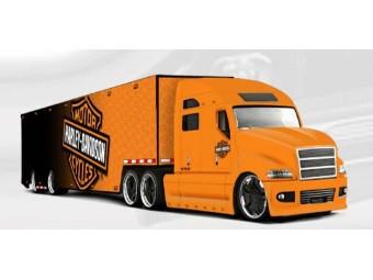 "Truck ""H-D Haulers"""