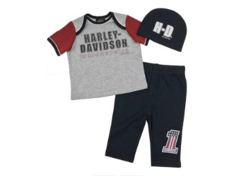 "Baby Boys ""H-D Newborn 3-pieces Gift Set"""